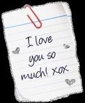 Love Much?